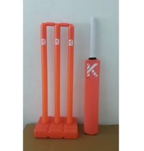 Tradeshow giveaways customized branded beach cricket set
