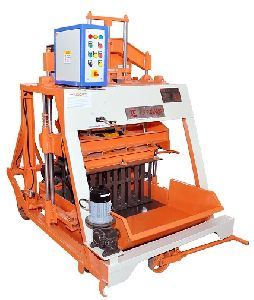 1060mm Double Vibrator Concrete Block Making Machine