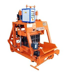 430mm Single Phase Concrete Block Making machine