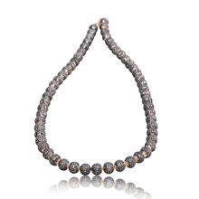 Designer Pave Jewelry Necklace