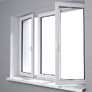 UPVC Flush Casement Window