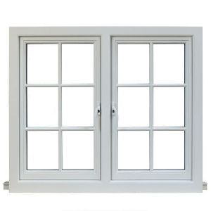 UPVC Horizontal Window