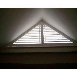 UPVC Triangle Window