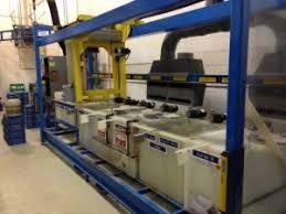 Black Oxide Processing Furnace