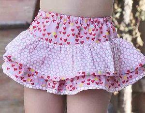 Girls Shorts 02
