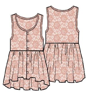 Ladies Dress 06