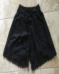 Ladies Skirt Shorts