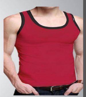 Mens Cotton Vest 01