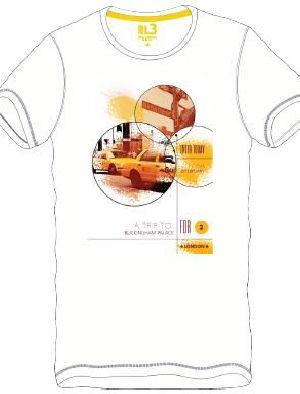 Mens Round Neck T-Shirt 06