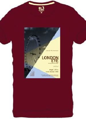 Mens Round Neck T-Shirt 07