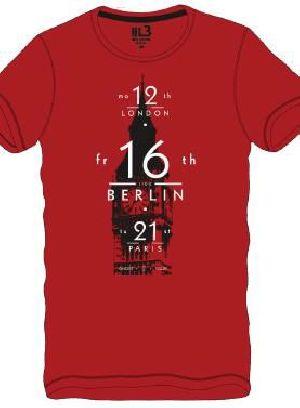 Mens Round Neck T-Shirt 09
