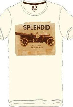 Mens Round Neck T-Shirt 05