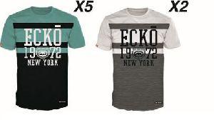 Mens Round Neck T-Shirt 11