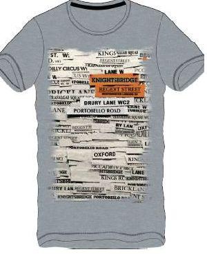 Mens Round Neck T-Shirt 03