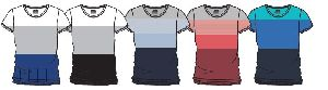 Mens Round Neck T-Shirt 13