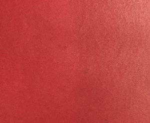 Handmade red embossed wedding invitation paper