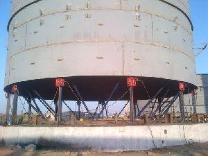 Egypt Tank Erection & Jacking System