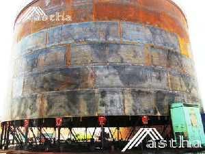 Russia Oil Storage Tank Jacking System