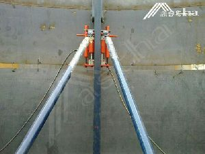 Saudi Arabia Hydraulic Tank Lift Jacking System