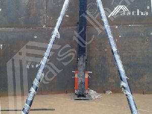 Turkey Hydraulic Tank Lift Jacking System