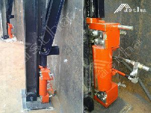 United State Hydraulic Jacking System For Lifting Tank