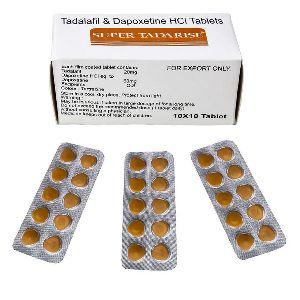 Super Tadarise 80mg Tablets