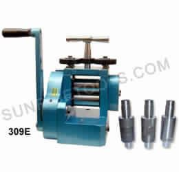Mini Rolling Mill Single Body with 5 Rolls
