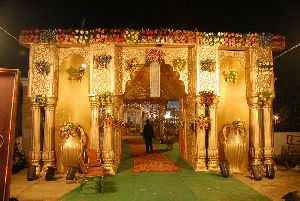 Wedding Entrance Gate for Wedding Decor