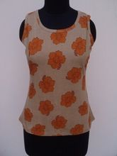 Sleeveless t-shirts And top's for girls wear
