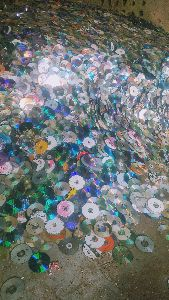 Polycarbonate CD DVD Scrap