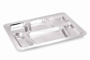 Rectangular Compartment Tray