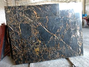 Golden Portoro Marble Slabs 03