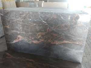 Grey Brescia Marble Slabs