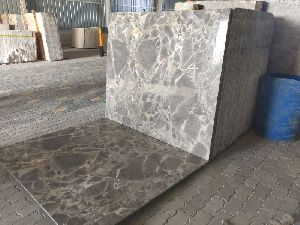 Grey Pizzato Marble Slabs  01