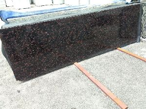 Makhana Brown Granite Slabs