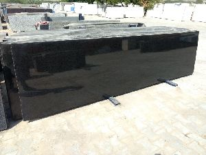 Malkot Black Granite Slabs