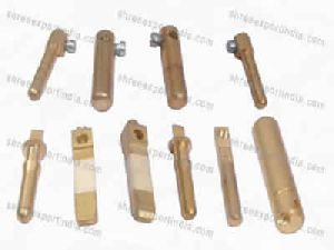 BRASS ELECTRICAL FITTING PINS