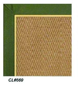 CL-669 Coir Rug
