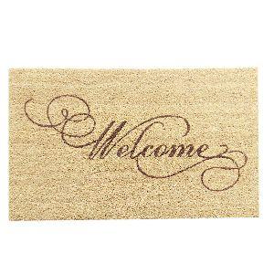 Coir Welcome Door Mat 06