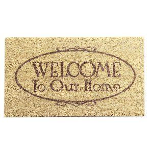 Coir Welcome Door Mat 08