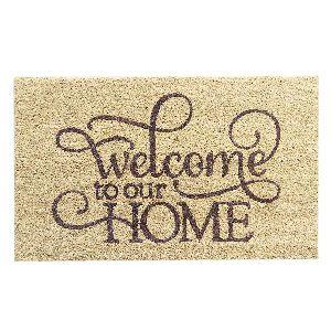 Coir Welcome Door Mat 10