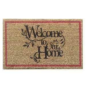 Coir Welcome Door Mat 13