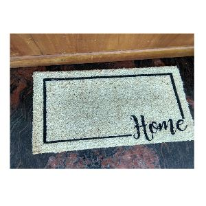 PVC Backed Home Coir Mat 02