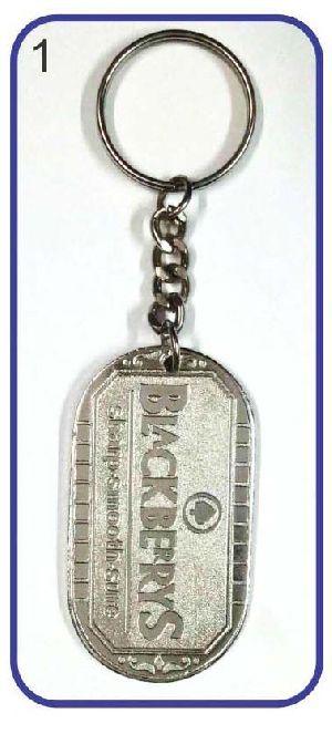 01 Metal Keychain