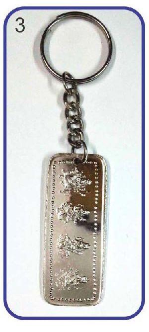 03 Metal Keychain