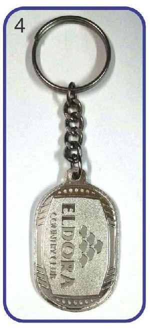 04 Metal Keychain
