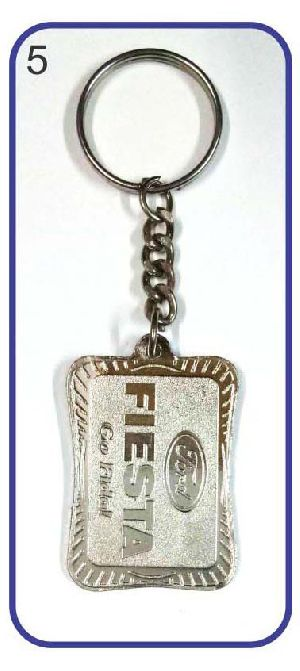 05 Metal Keychain