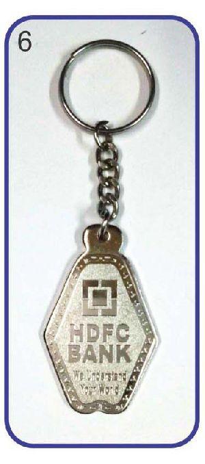 06 Metal Keychain