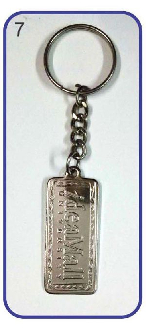 07 Metal Keychain