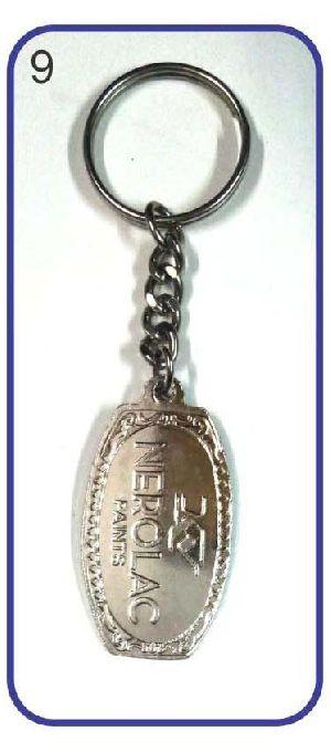 09 Metal Keychain